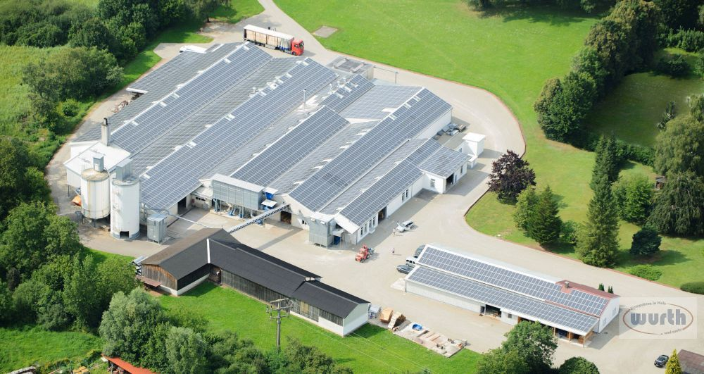 6000 m² Produktionsfläche