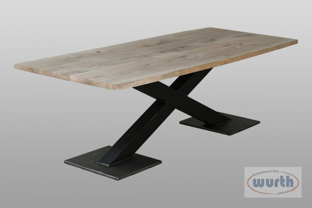 Tisch BIG X - Eiche Waldkante
