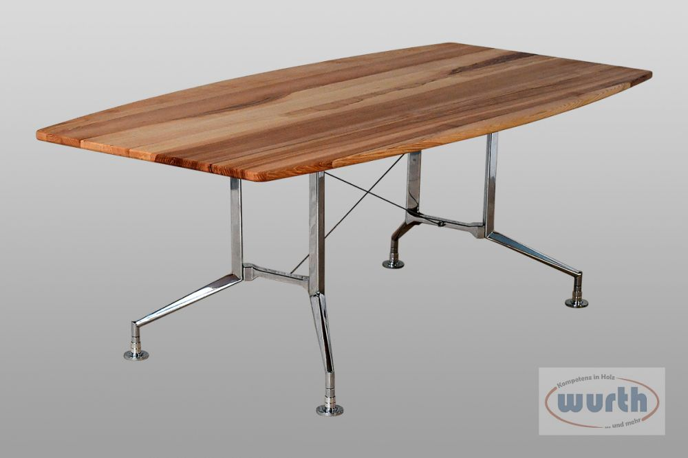 Tisch CONFERENCE - Kernesche geölt