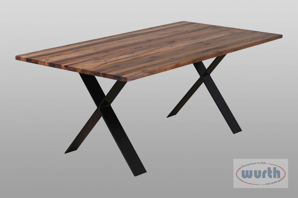 Tisch DENVER - kauk. Nussbaum