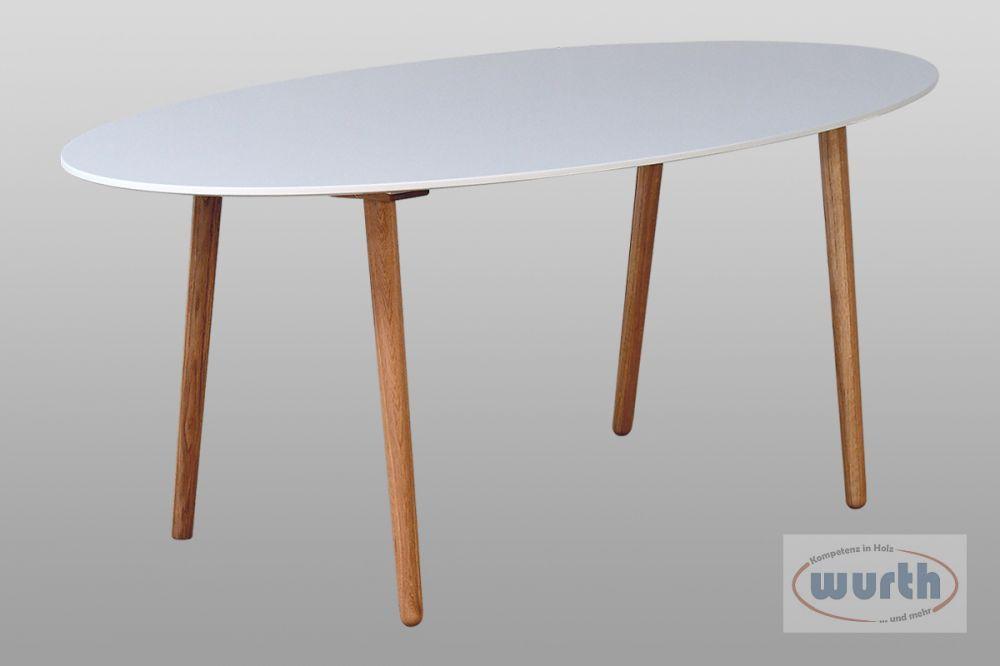 Tisch RETRO 69 - MDF lackiert