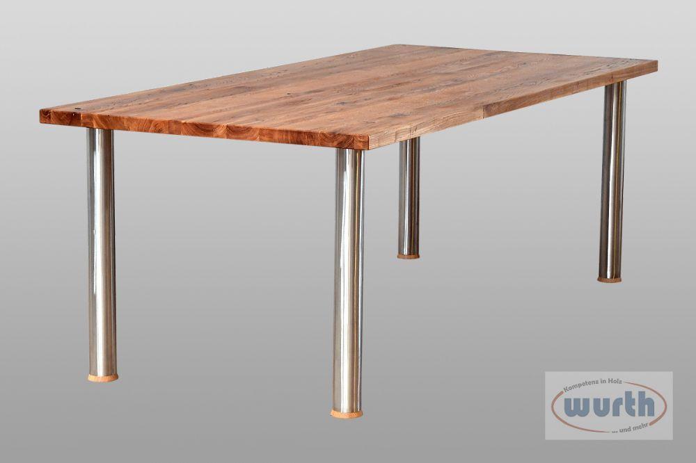 Tisch TAMPA - Wildeiche
