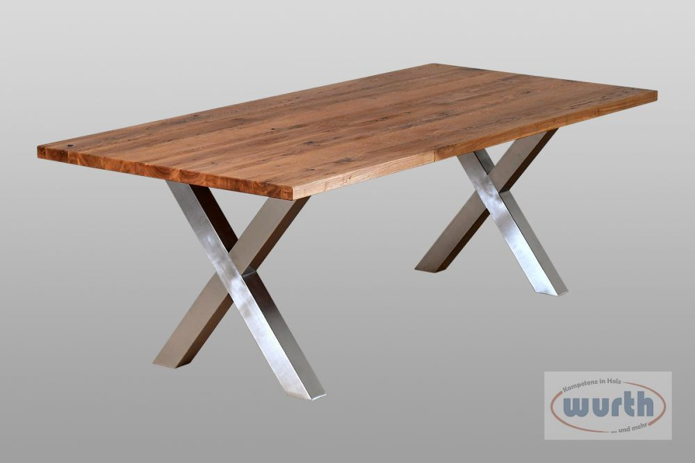Tisch VENICE - Wildeiche