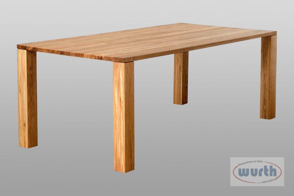 Tisch STRASSBURG - Eiche