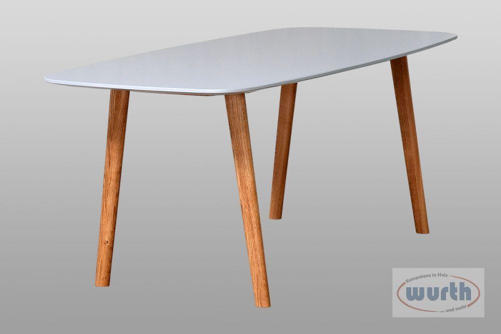 Tisch RETRO 71 - MDF lackiert