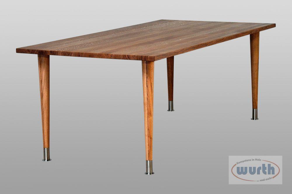 Tisch RETRO 72 - Eiche