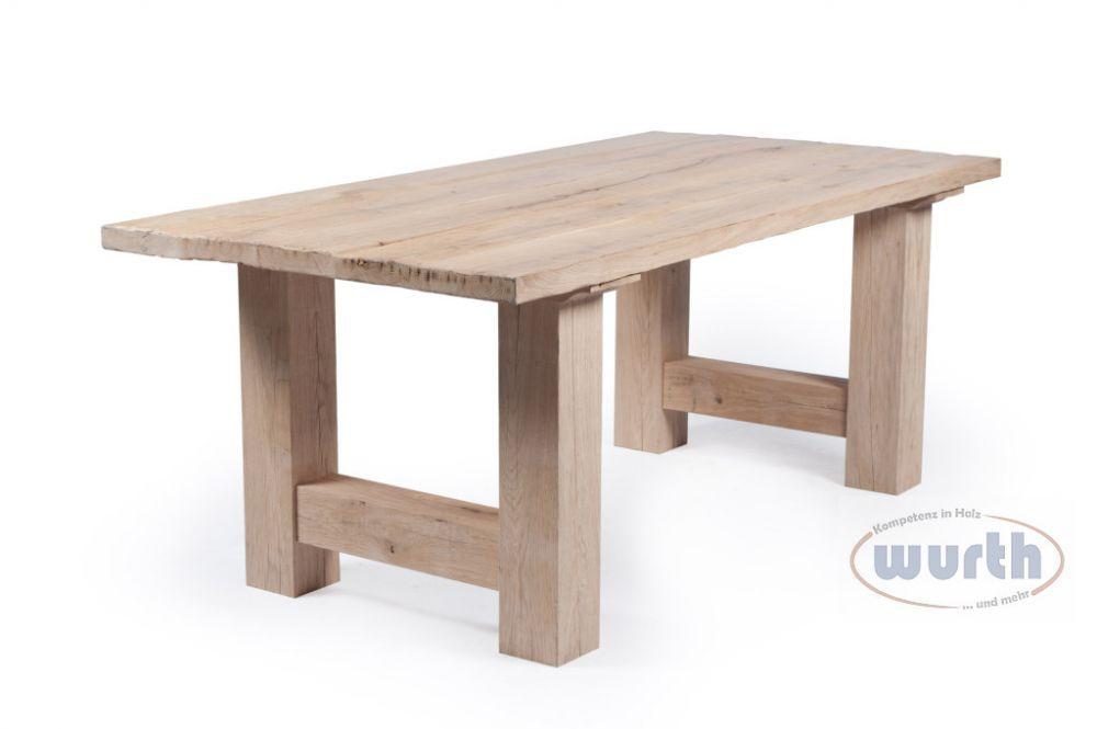 Tisch MÜNCHEN - Eiche massiv