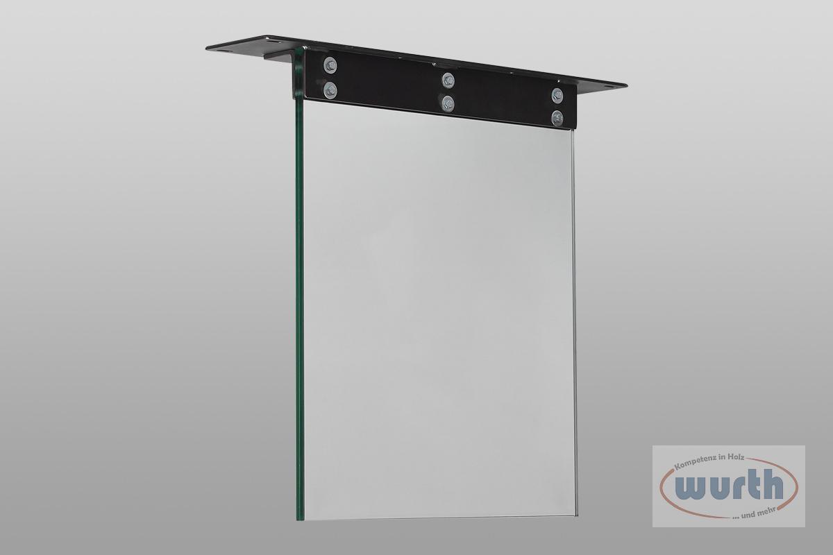 Wurth holz tischgestelle for Tisch glas holz