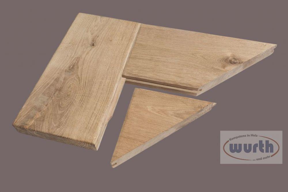 Tischplatte massivholz eiche  Wurth Holz | Tischplatten