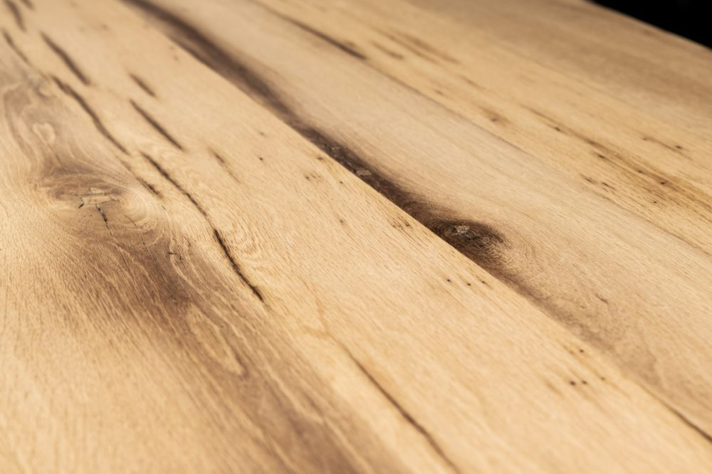 Tischplatte Altholz geschliffen