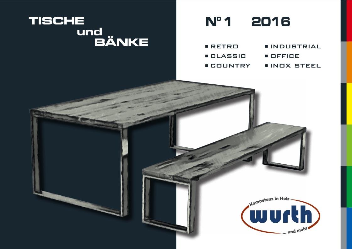 Wurth Holz | Tische und Bänke
