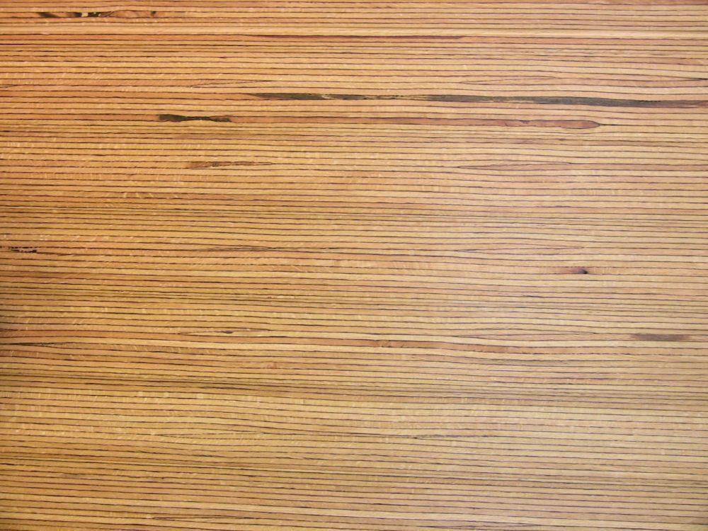 Küchenarbeitsplatte aus Baubuche