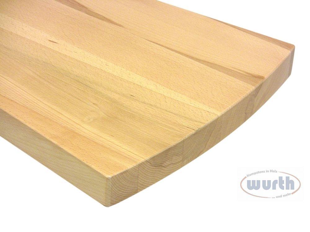 Treppenstufe Holz Kernbuche Wendeltreppe