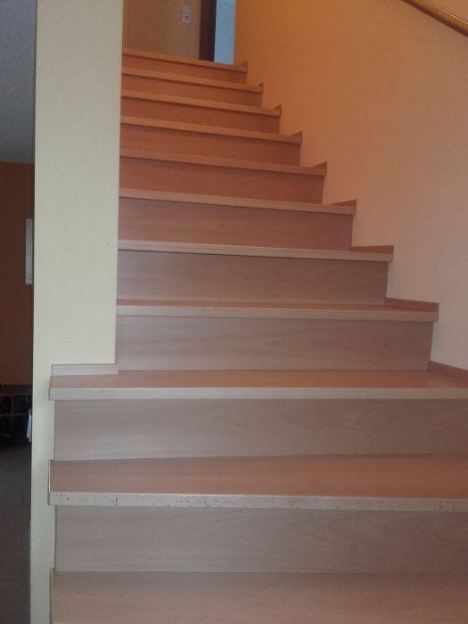 Treppe Buche (Schreinerei Volz Emmendingen)