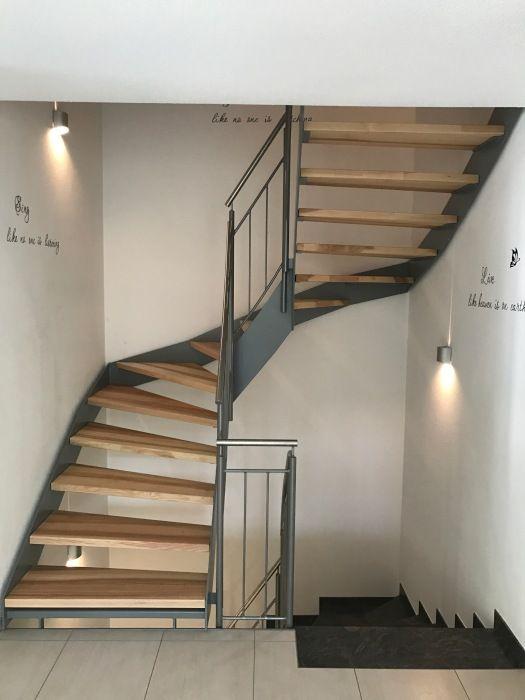 Treppe Kernesche (Schreinerei Martin)