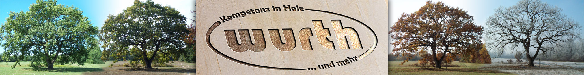 Engraved Wurth Logo